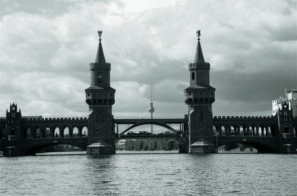 oberbaumbrücke fernsehturm